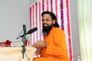 Swami Abhedananda giving discourse on Kishkindhakand - 3